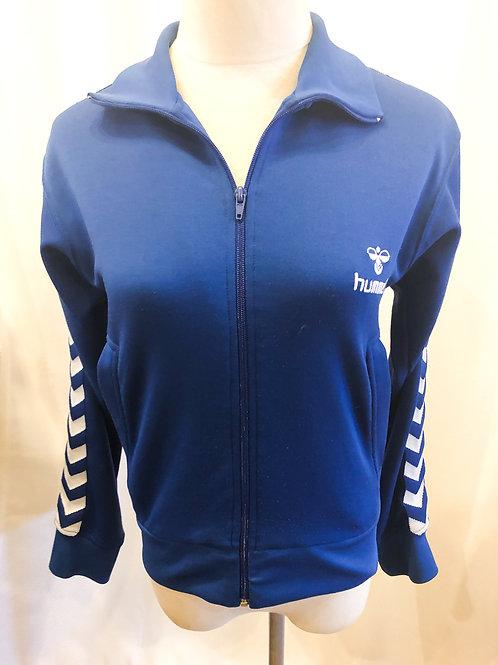 Vintage Blue Hummel Jacket