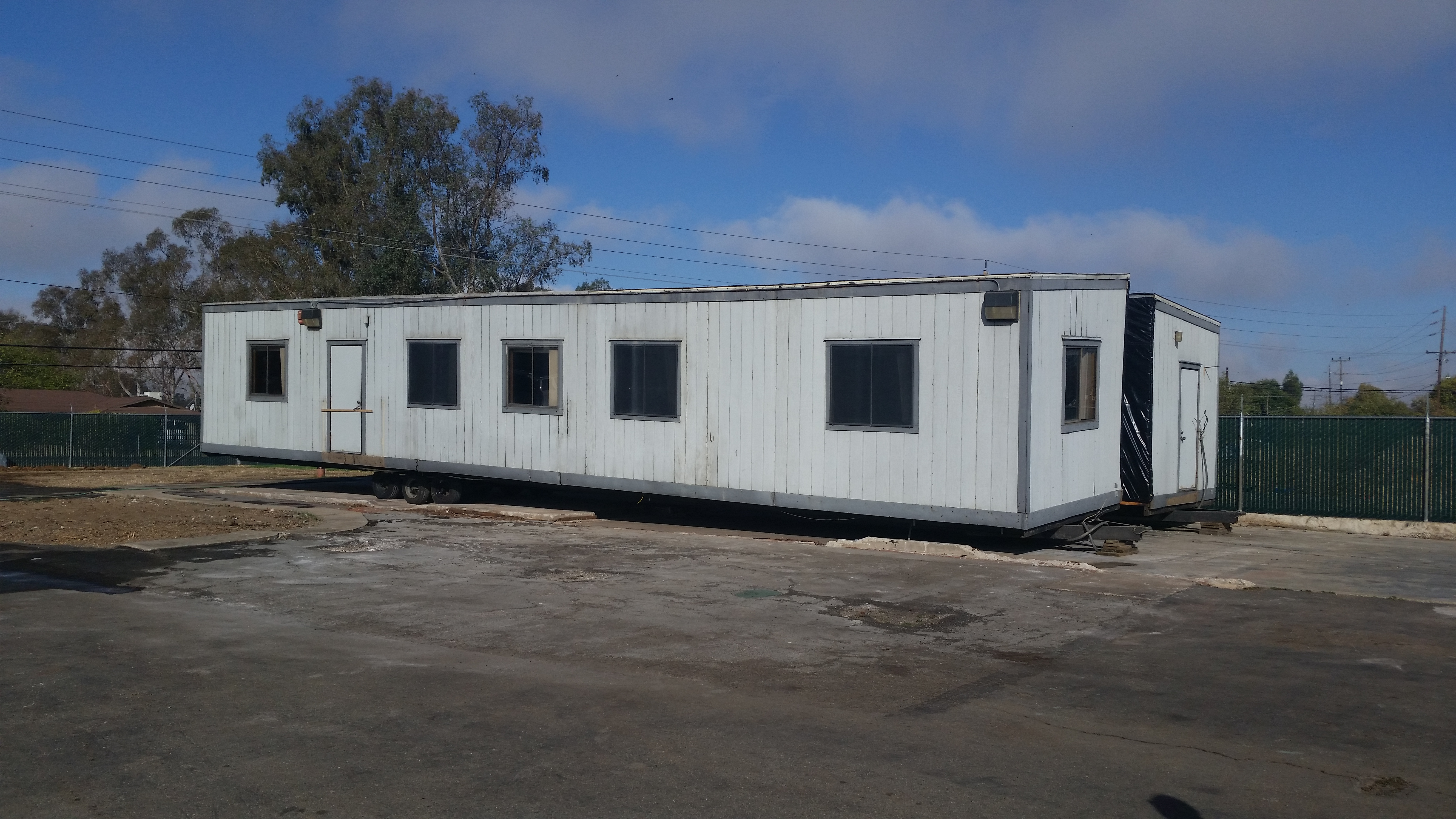 Modular Offices Arrive