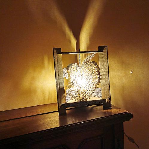 LAMPE 100 % CARTON