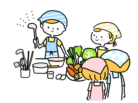 ※延期※ 紙ひこうき主催 料理教室開催のお知らせ