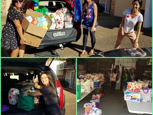 Central Coast Donations