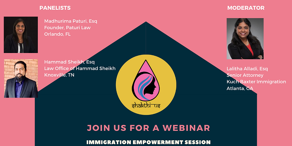 Immigration Empowerment Session