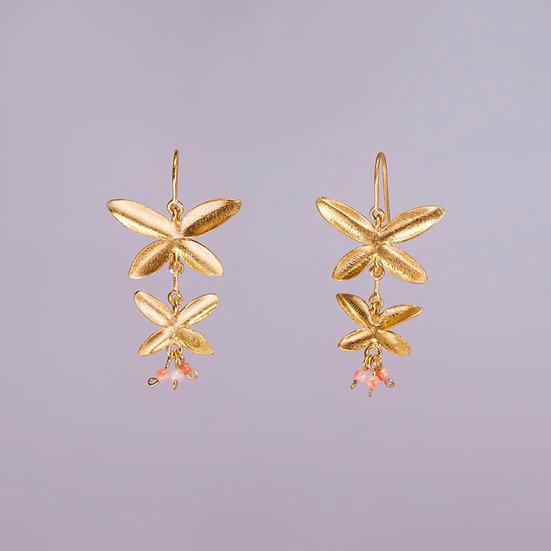 24kt Gold Vermeil Merolina Earrings (Pre-order)
