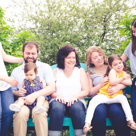 Gleason Family Generations