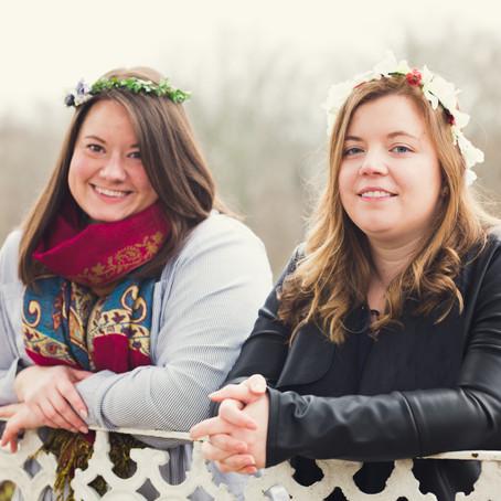 Megan & Erin - Forever Friends