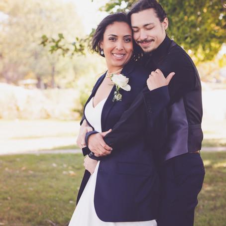 Mr. & Mrs. Negrette