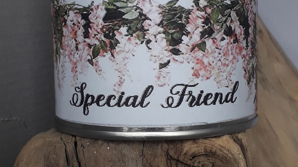 Special Occasion Candle tins