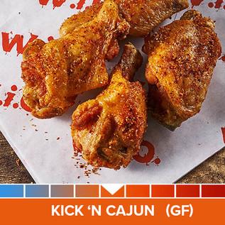 Kick 'N Cajun