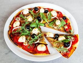 PIZZA MAISON SANS GLUTEN