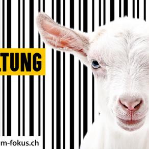 Manifestation pour la fin de l'exploitation animale