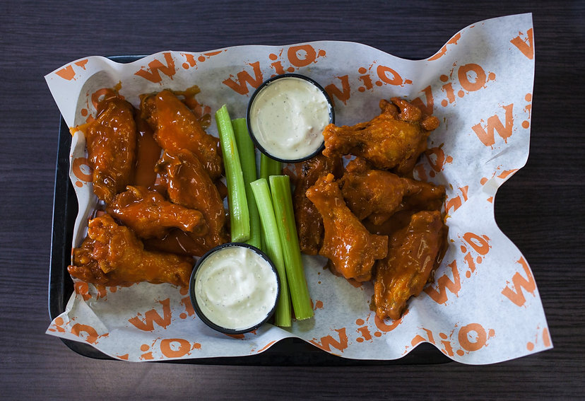 Wing It On Wheels Same Great Flavors On The Go
