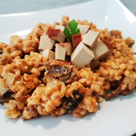 RISOTTO D'ORGE