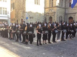 Swiss Unity Cube, 130 militants réunis à Lucerne pour porter la voix des animaux