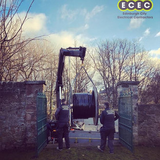ECEC electrical contractors