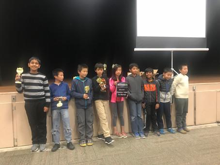 Math League competition