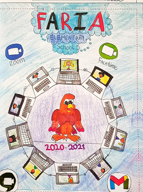 Faria Yearbook 2020-2021