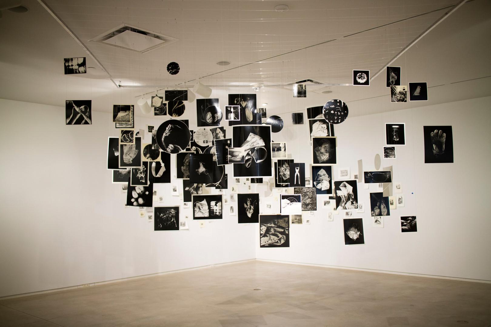Anatomy of a Shadow Installation. 2019