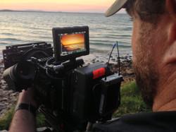 freelance sound recordist marty fay brisbane australia queensland cameraman brig