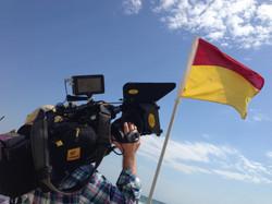 location gold coast beach queensland australia camera xdcam life savers freelanc
