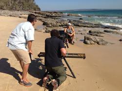 sunshine coast queensland australia location noosa beach red epic camera cameram
