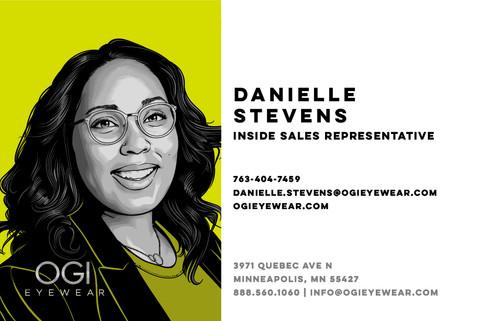 OGI Sales Team - Danielle Stevens