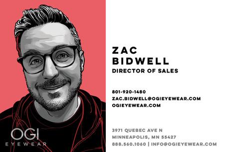 OGI Sales Team - Zac Bidwell