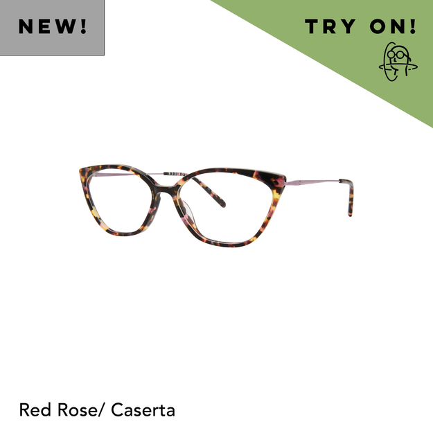 new VTO Red Rose Caserta