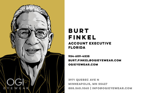 OGI Sales Team - Burt Finkel