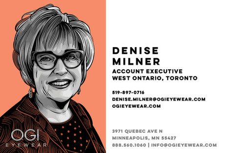 OGI Sales Team - Denise Milner