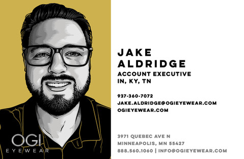 OGI Sales Team - Jake Aldridge