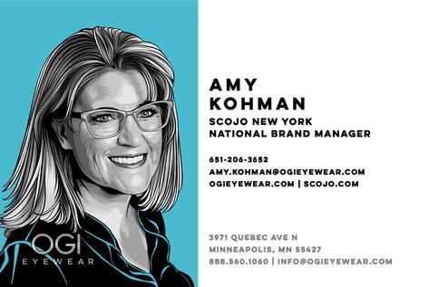 OGI Sales Team - Amy Kohman