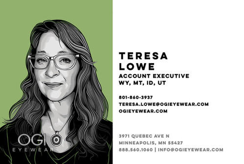 OGI Sales Team - Teresa Lowe