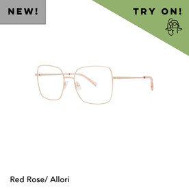 new VTO Red Rose Allori