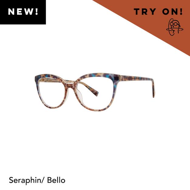 new VTO Seraphin Bello