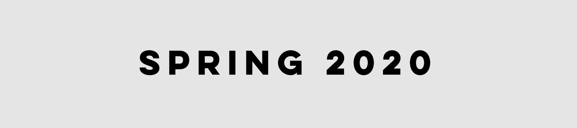 Seraphin Spring 2020