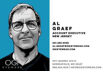 OGI Sales Team - Al Graef