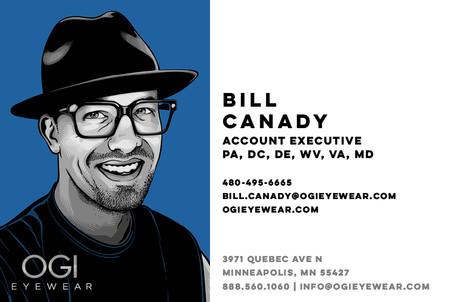 OGI Sales Team - Bill Canady