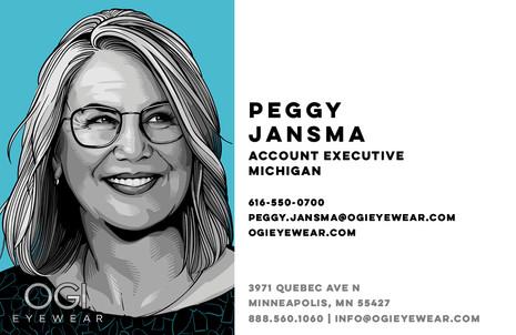 OGI Sales Team - Peggy Jansma