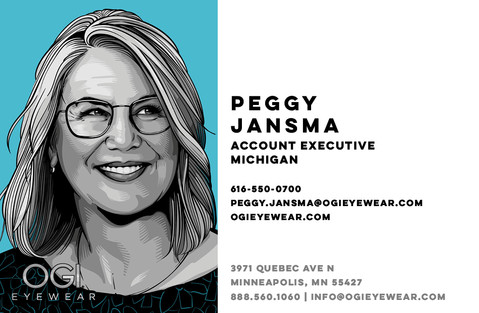 OGI Sales Team - Peggy Jansma