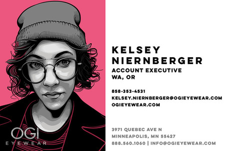 OGI Sales Team - Kelsey Niernberger