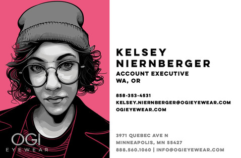 OGI Sales Team - Kelsey Niernberger