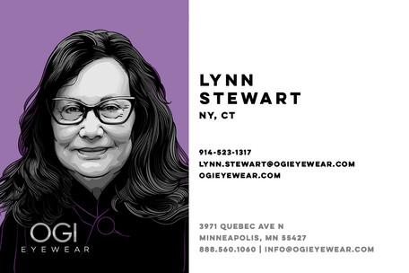 OGI Sales Team - Lynn Stewart