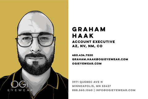 OGI Sales Team - Graham Haak