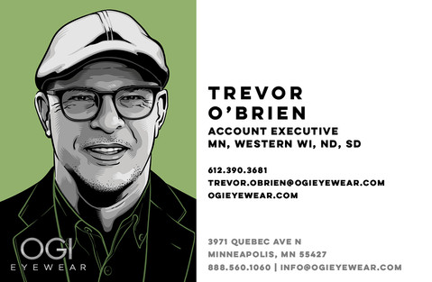 OGI Sales Team - Trevor O'Brien