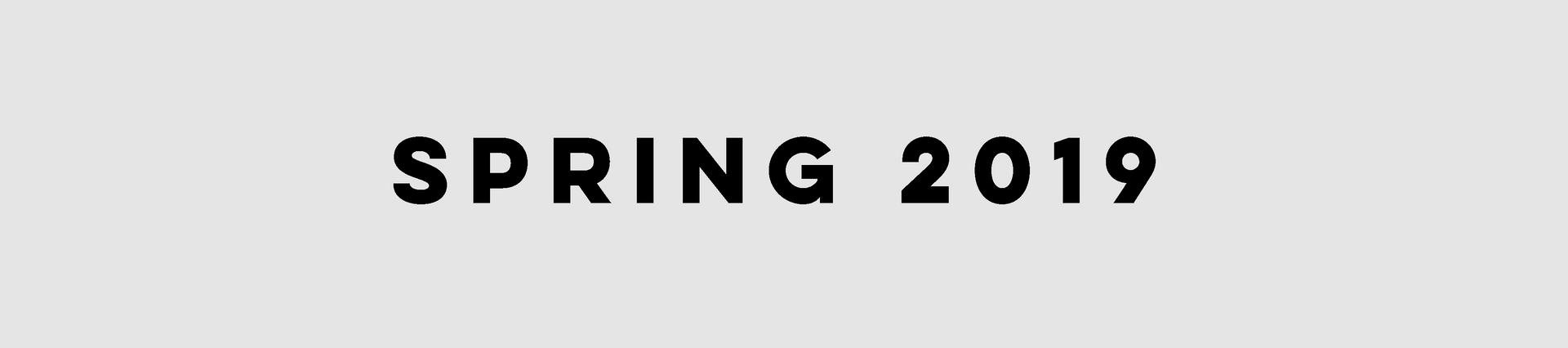 Seraphin Spring 2019