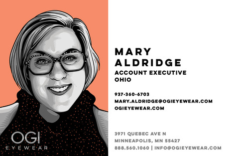 OGI Sales Team - Mary Aldridge