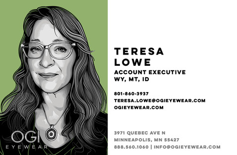 OGI Sales Team - Teresa Lowe