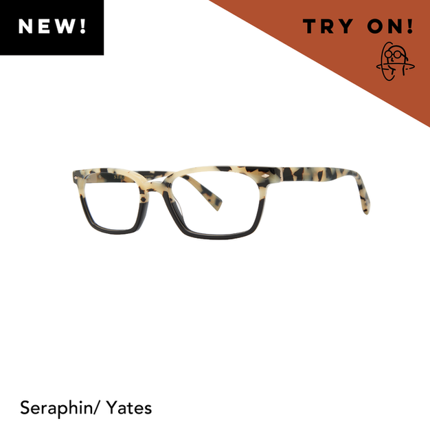 new VTO Seraphin Yates