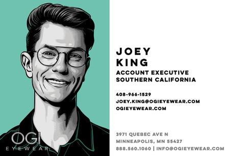 OGI Sales Team - Joey King