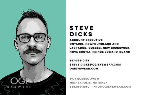 OGI Sales Team - Steve Dicks